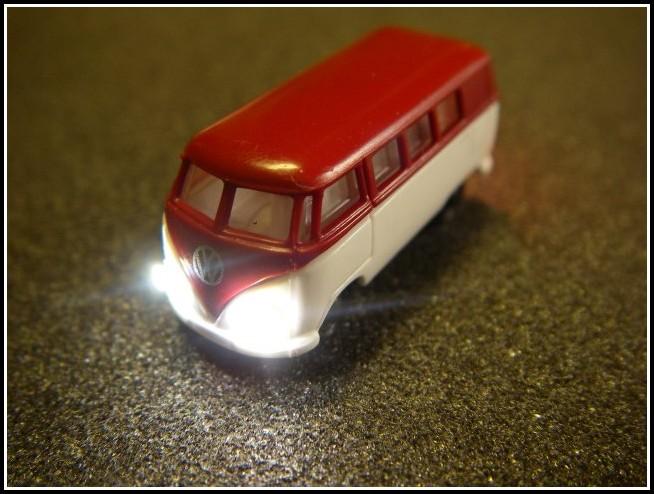 Modellbahn Led Hausbeleuchtung