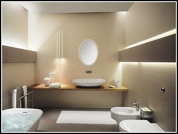 Moderne Badezimmer Beleuchtung