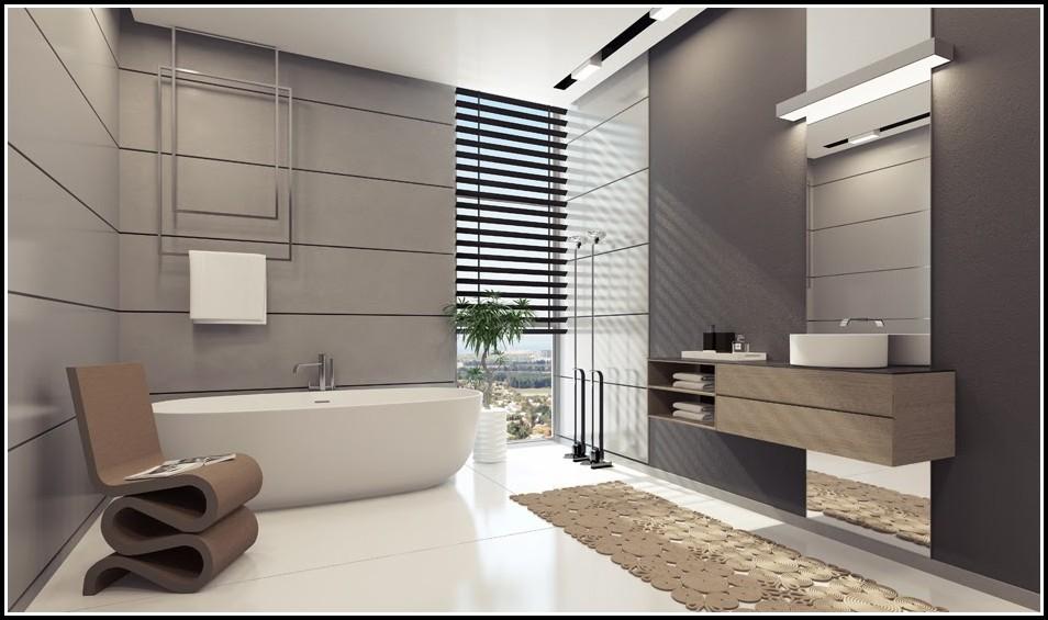 Moderne Badezimmer Ohne Fliesen