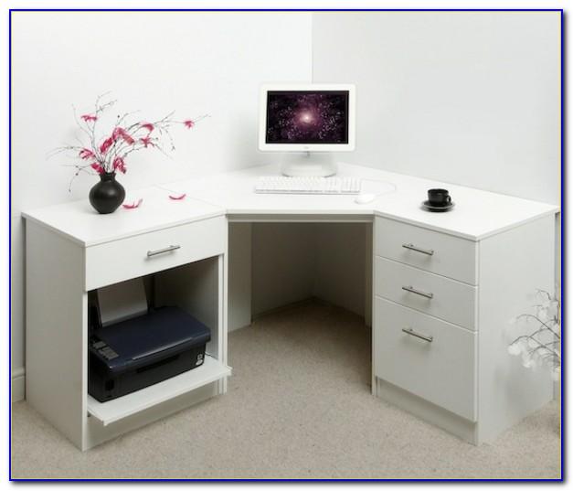 Moderne Schreibtische Weiß