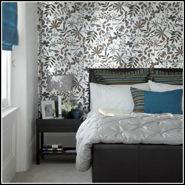 Moderne Tapeten Im Schlafzimmer