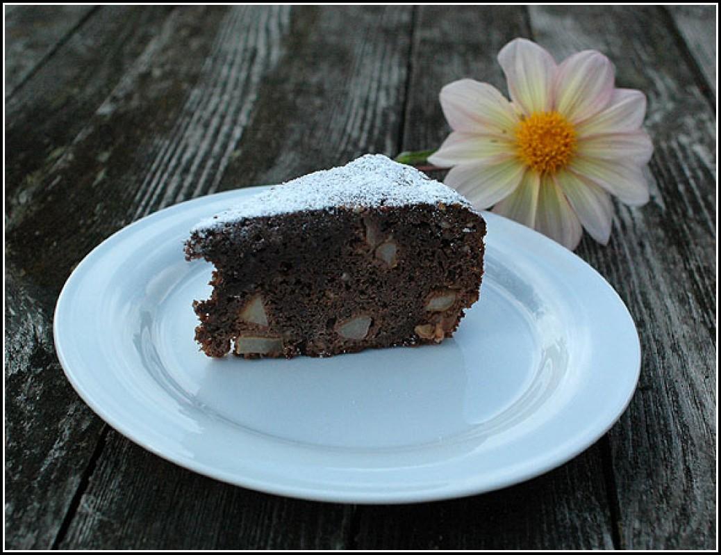 Mohn Birnen Kuchen Rezept