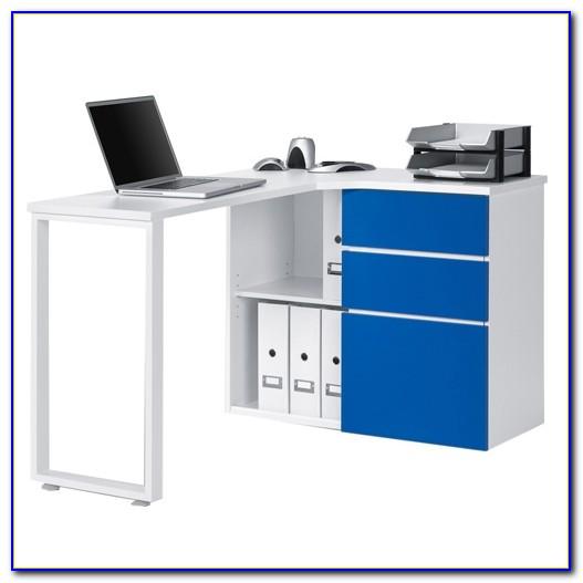 Moll Schreibtisch Blau