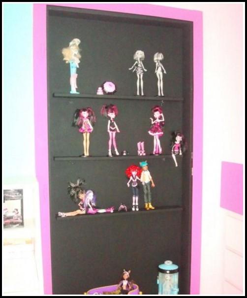 Monster High Kinderzimmer Gestalten