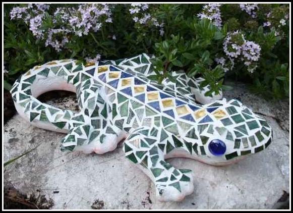 Mosaik Aus Fliesen Selber Machen