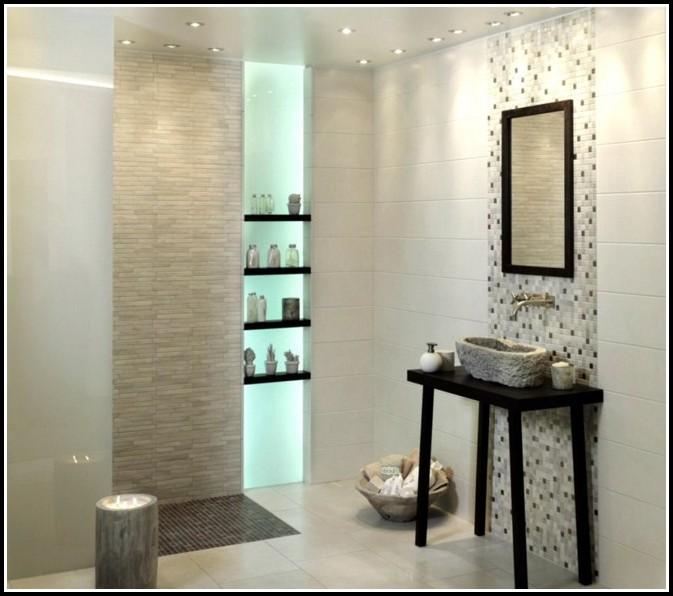 Mosaik Fliesen Bad Dusche