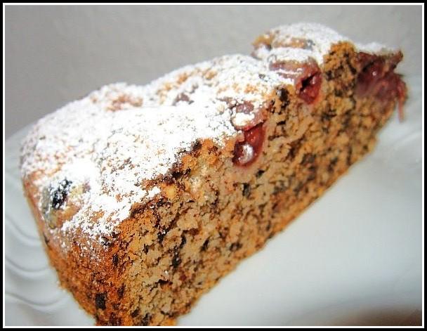Nuss Kirsch Kuchen Chefkoch
