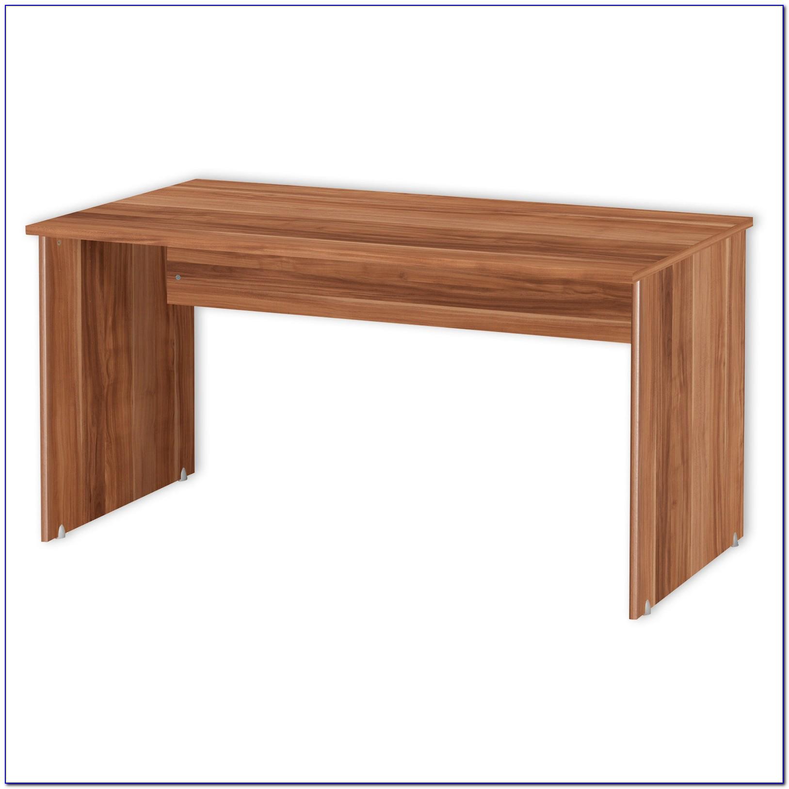 Nussbaum Schreibtisch Klein