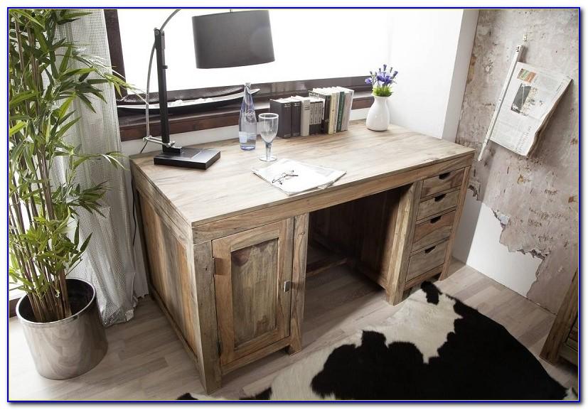 Palisander Möbel Schreibtisch