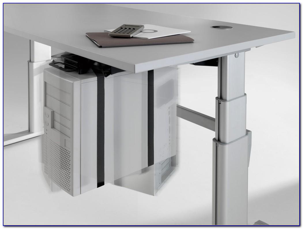 Pc Halterung Schreibtisch Ikea