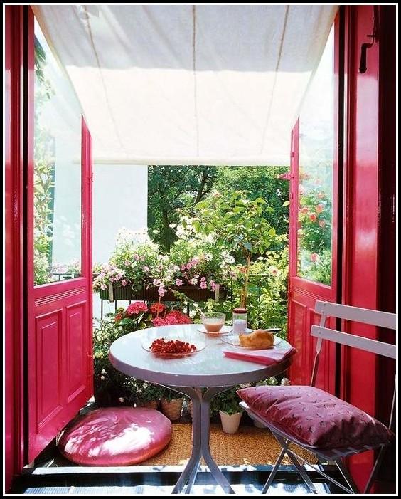 Pflanze Als Sichtschutz Balkon