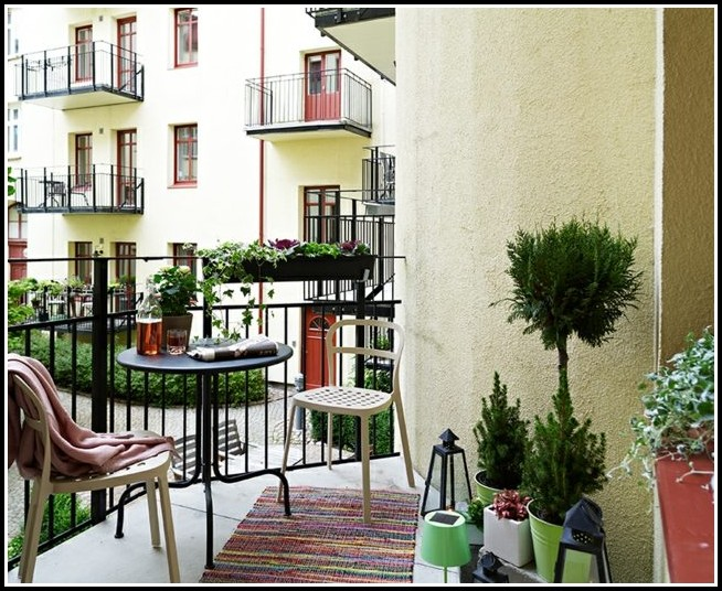Pflanzen Als Sichtschutz Balkon