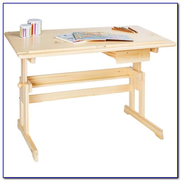 Pinolino Schreibtisch Weiss