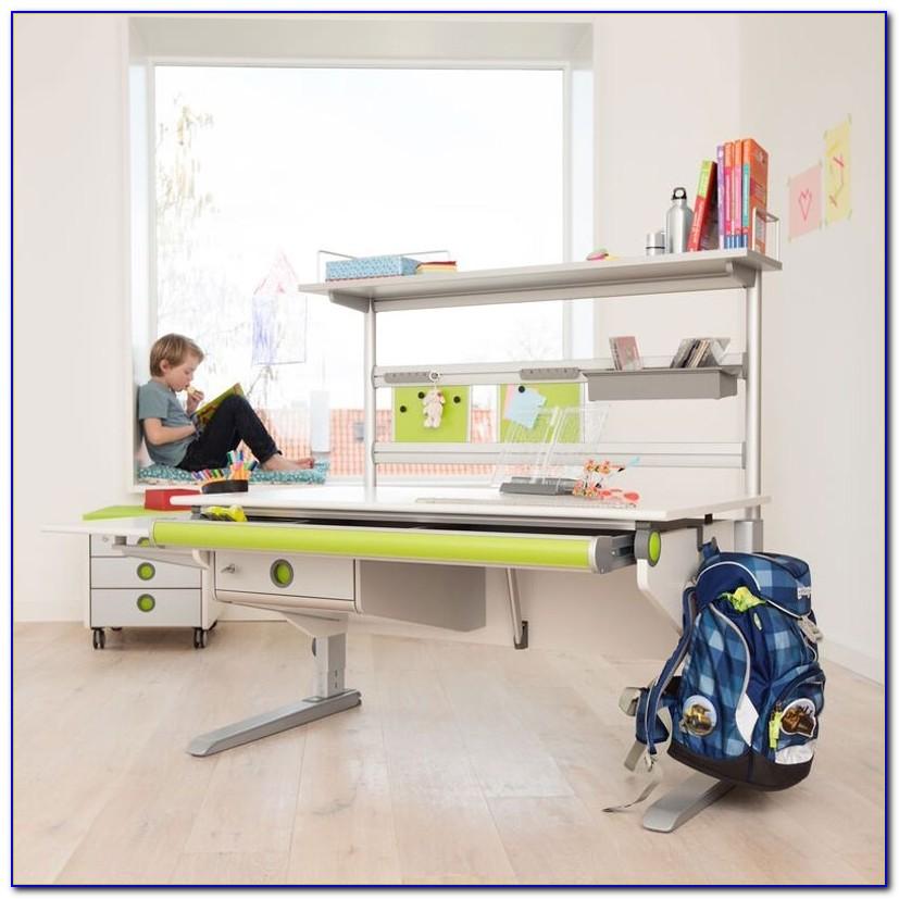Platzsparende Schreibtischlösungen