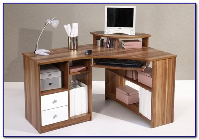 Platzsparende Schreibtischlampe