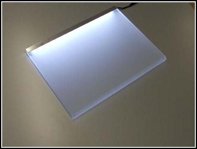 Plexiglas Mit Led Beleuchtung