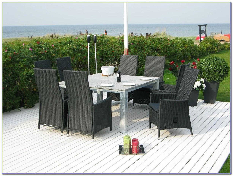 Polyrattan Gartenmöbel Set Lounge