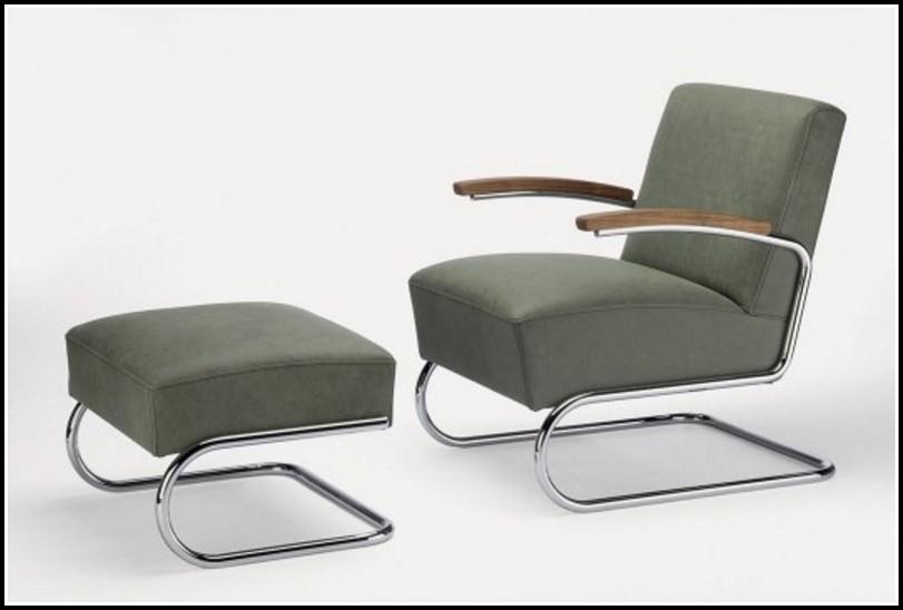 Polyrattan Sessel Ohne Lehne