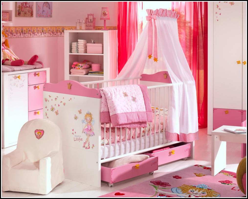 Prinzessin Lillifee Kinderzimmer Deko