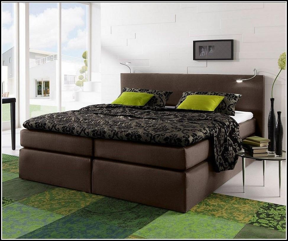 Rückenschmerzen Bett Matratze