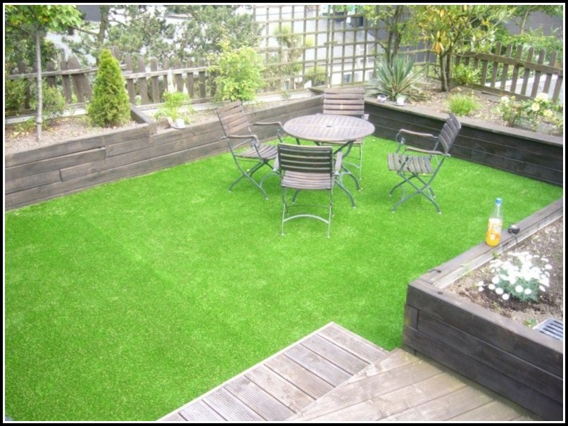 Rasen Auf Balkon Verlegen