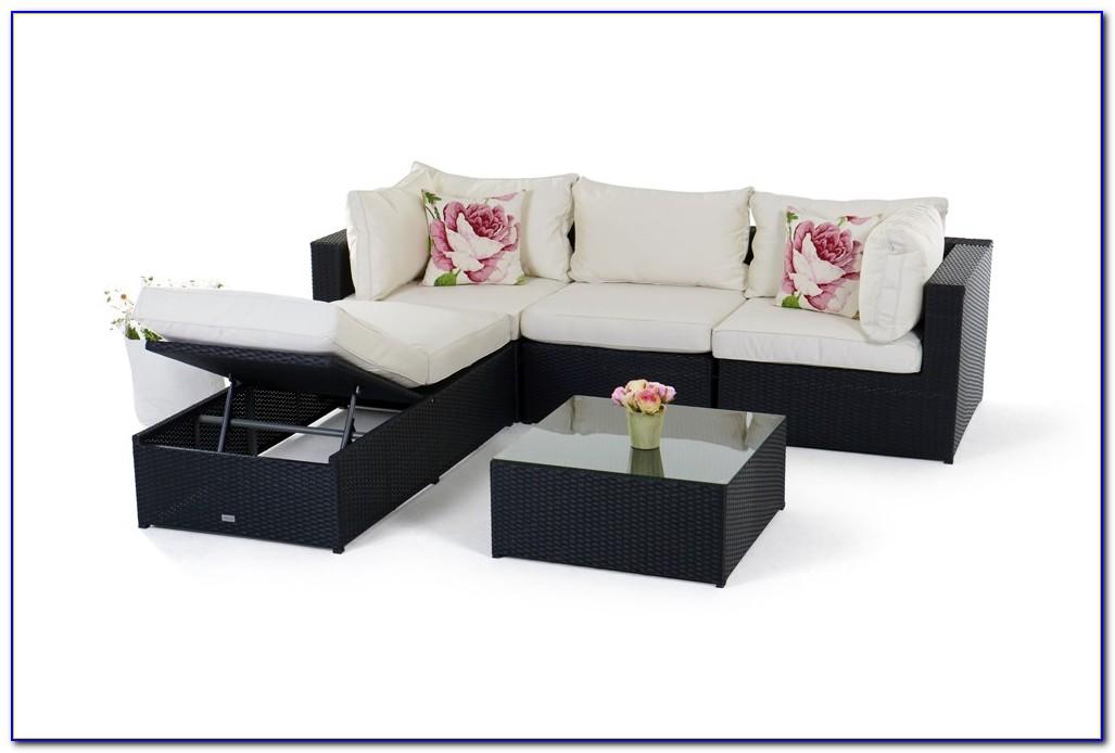 Rattan Lounge Gartenmöbel Charlie
