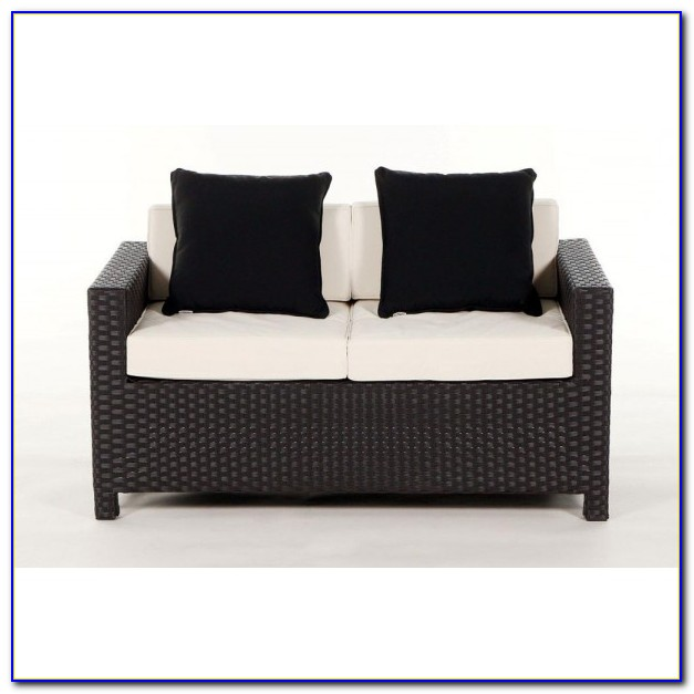 Rattan Lounge Möbel Martin