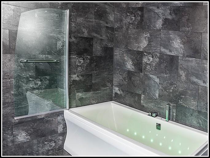 Raumspar Badewanne Komplett Set
