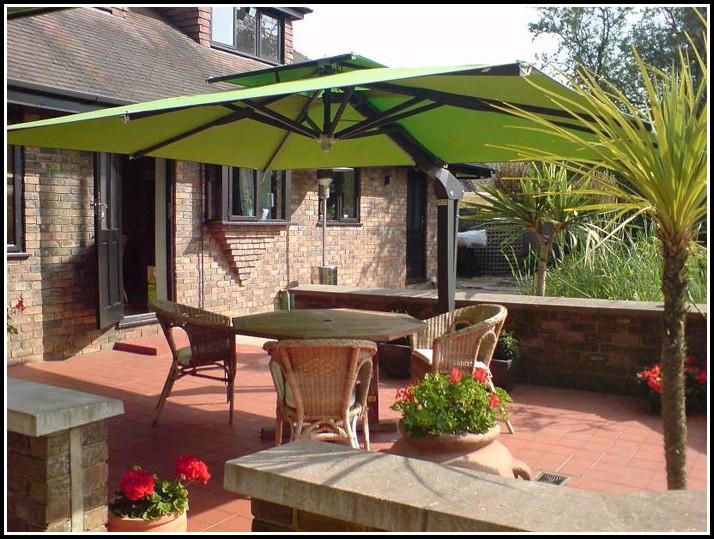Rechteckige Sonnenschirme Für Den Balkon