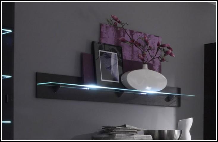 Regal Glas Led Beleuchtung