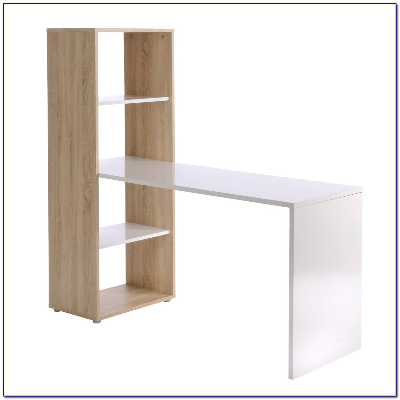 Regal Mit Schreibtischplatte