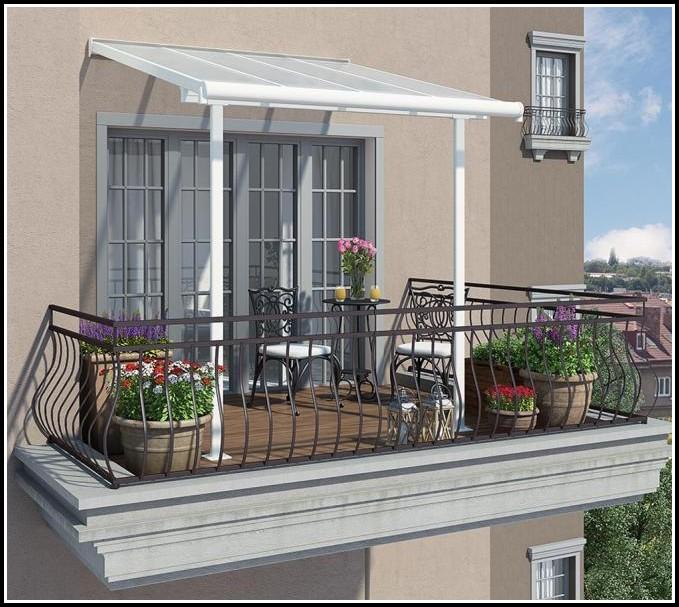 Regenrinne Fr Balkon