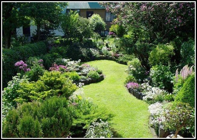 Reihenhaus Kleiner Garten Gestaltung