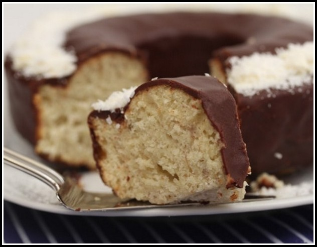 Rezept Kuchen Schokolade Apfel