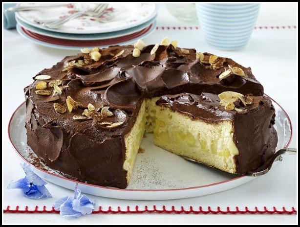 Rezept Kuchen Schokoladenstückchen