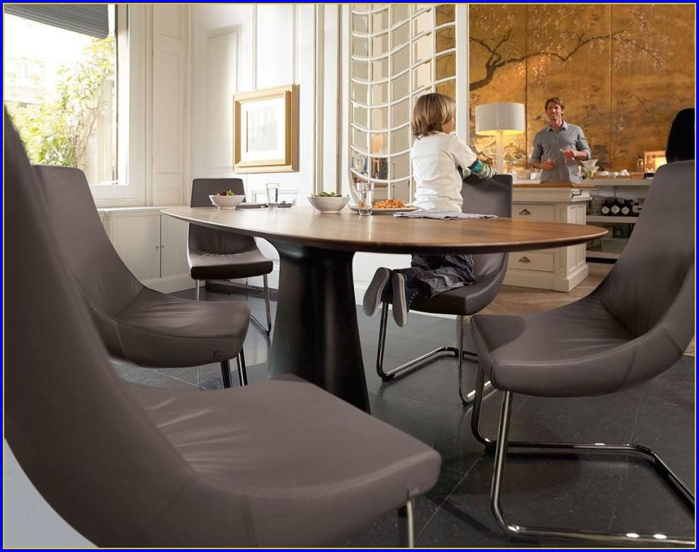 Rolf Benz Esstisch Stühle