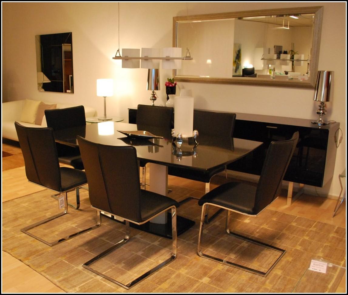 Rolf Benz Esszimmerstühle 7800