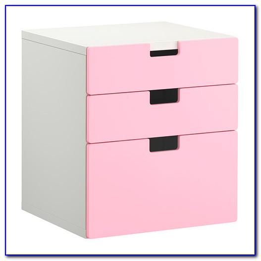 Rosa Kommode Ikea