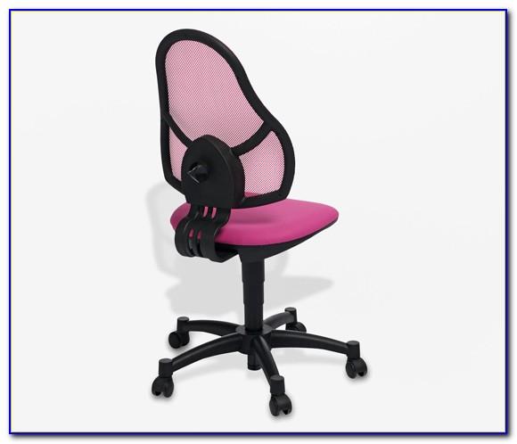 Rosa Schreibtisch Ikea