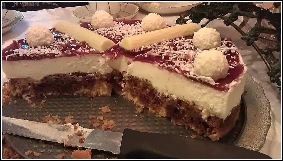 Rotkäppchen Torte Rezept Dr. Oetker