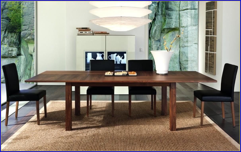 Runder Esstisch Mit Granitplatte