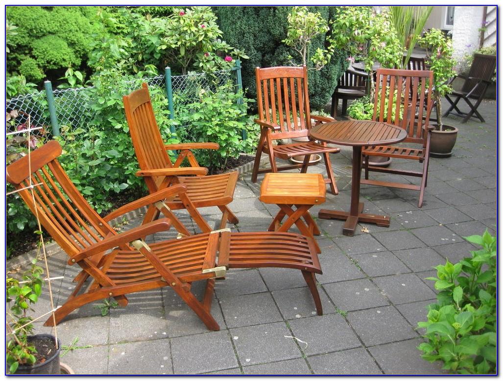 Rustikale Gartenmöbel Holz Massivholzmöbel