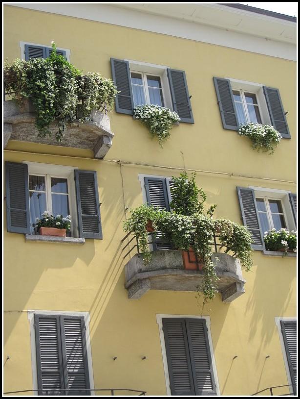 Schöne Balkone Ideen