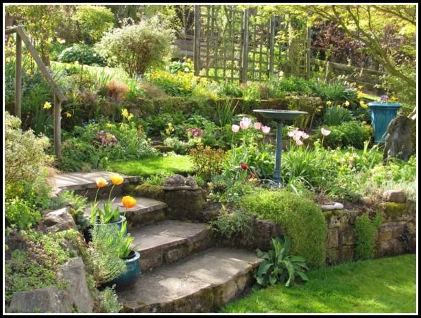 Schöne Terrassen Und Gartengestaltung