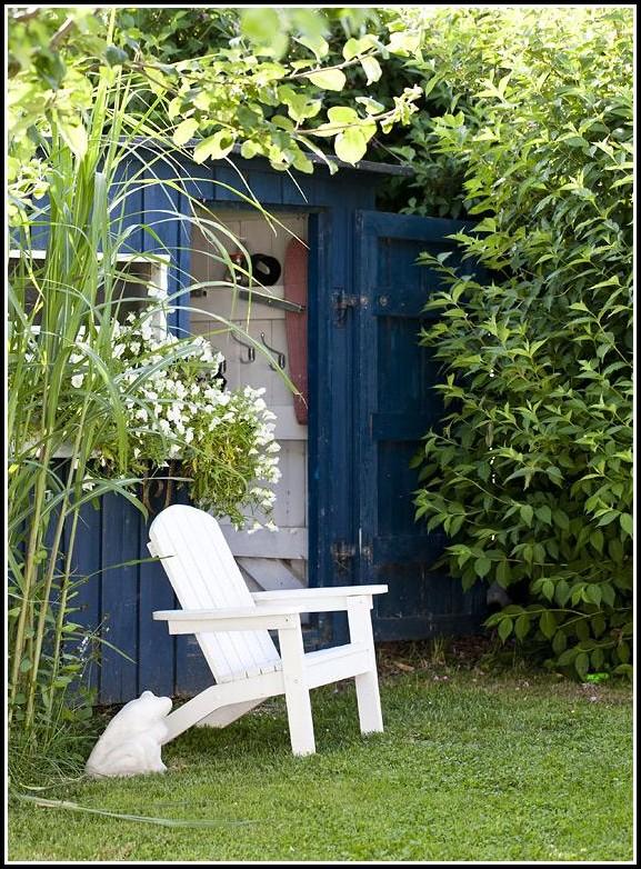 Schöner Wohnen Gartendusche