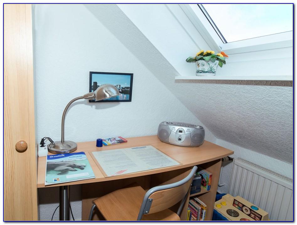Schöner Wohnen Schreibtisch Im Schlafzimmer