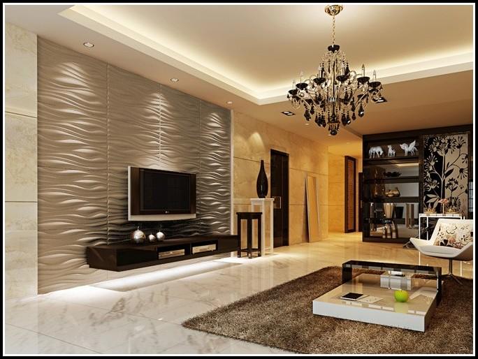 Schöner Wohnen Tapete Wohnzimmer