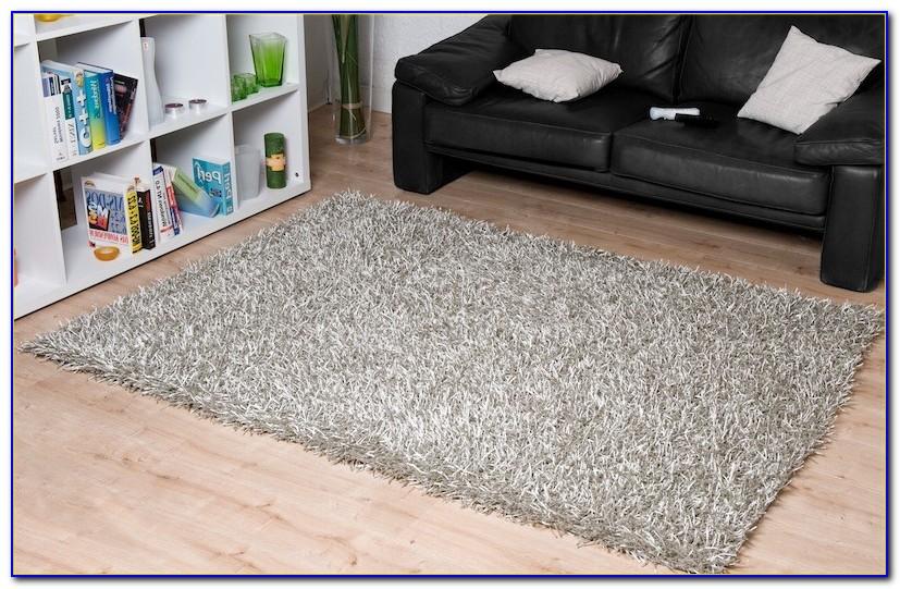 Schöner Wohnen Teppich Twist Silber