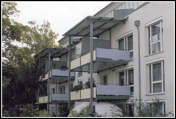 Schüco Balkone Und Geländer