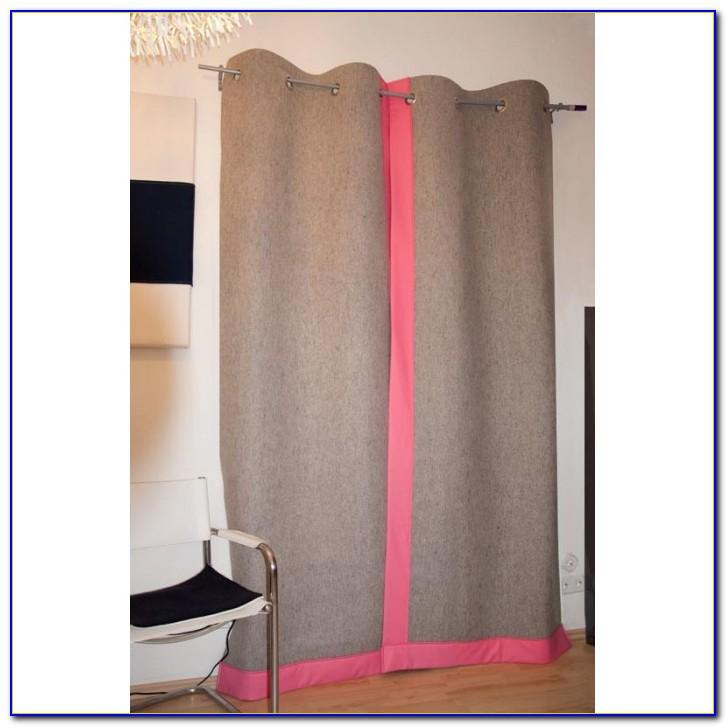 Schallschutz Vorhang Schlafzimmer